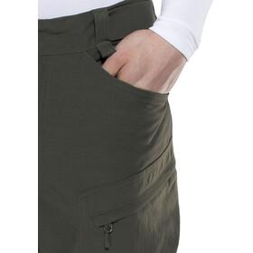 Haglöfs Rugged II Mountain lange broek Heren zwart/olijf